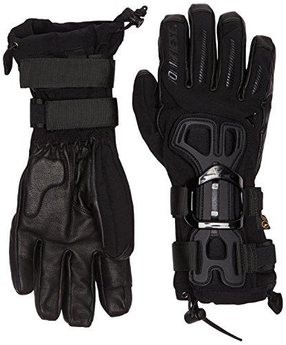DAINESE D-Impact 13 D-Dry heren skihandschoenen, zwart/carbon, L