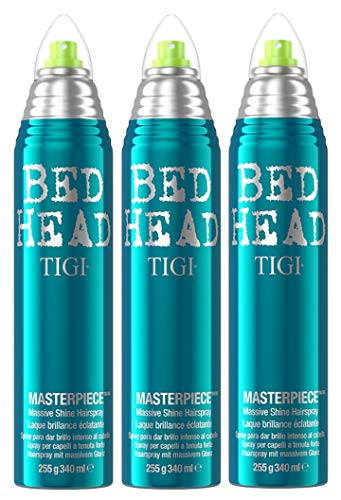 Tigi Bed Head Masterpiece haarspray set 3 x 340 ml