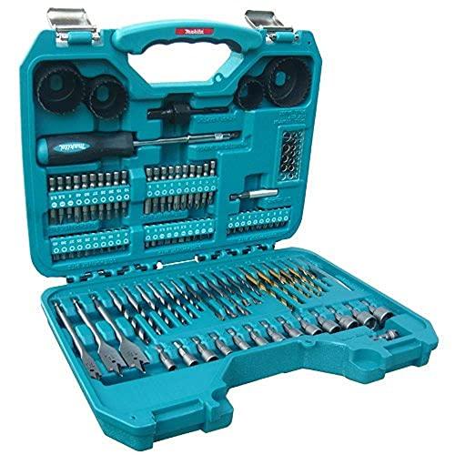 Makita P-90249 Boor-/bitset 100 -delig in koffer