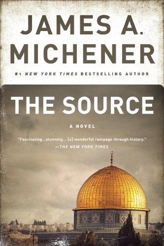 The Source: A Novel (English Edition)