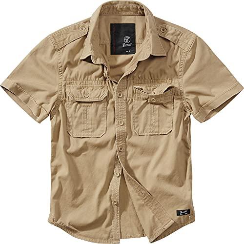 Brandit Vintage Shirt Zand