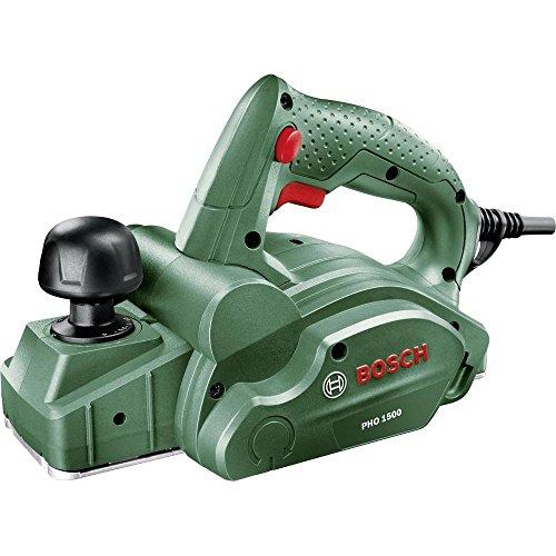 Bosch Home and Garden Elektrische Schaafmachine PHO 1500 (550 W, Schaafbreedte 82 mm, In Doos)