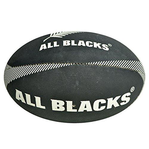 Gilbert All Blacks supporter ballonnen, zwart, 3