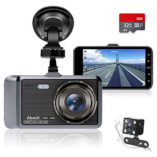 Autocamera, Abask Dash Cam 4