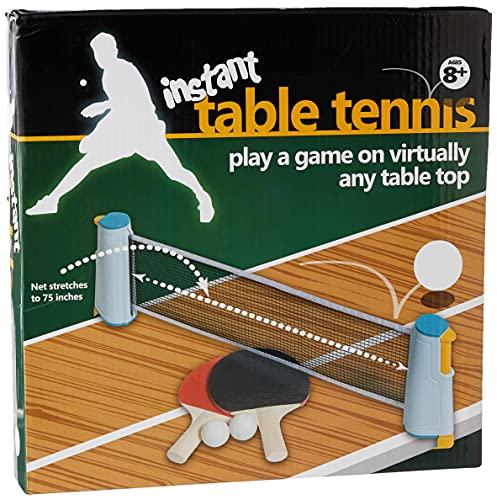 Funtime PL7690 Instant Table Tennis, multi, 1-pack (1 x 1 stuks)