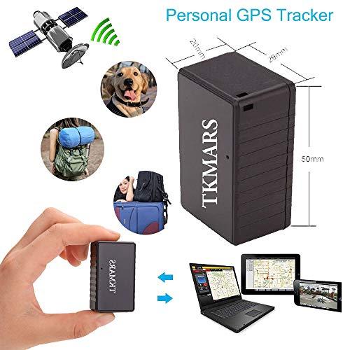 Mini-GPS-tracker voor kinderen, stam, mini-tas, auto, in real-time voor energiebesparing, intelligente GPS-tracker in realtime, GPS-tracker, anti-verlies, belangrijke bestanden en gratis app