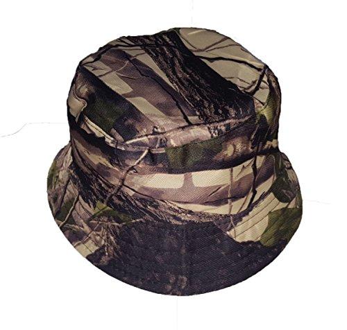 Wigwam Cool camouflage forrest emmer hoed