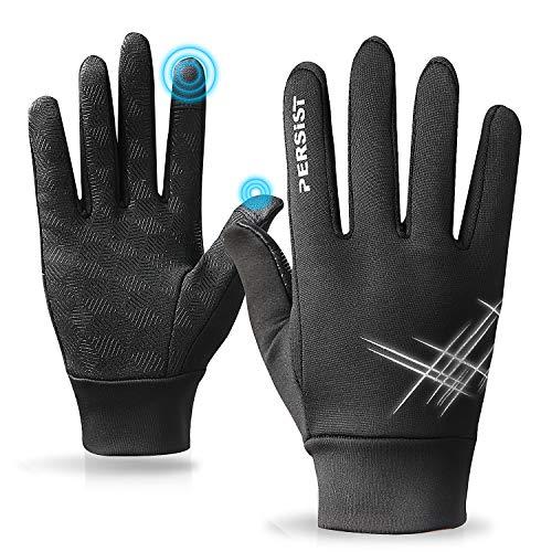 Handschoenen Heren Dames Touchscreen Winter anti-slip, Geschikt voor Buitensporten Fietsen Hardlopen Wandelen