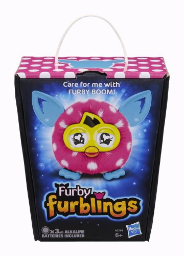 Furby Furblings Electronic Toy (kleuren kunnen variëren)