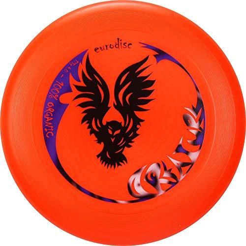 eurodisc ED5133R 175g 4.0 Ultimate BIO-kunststof Frisbee Creature Oranje