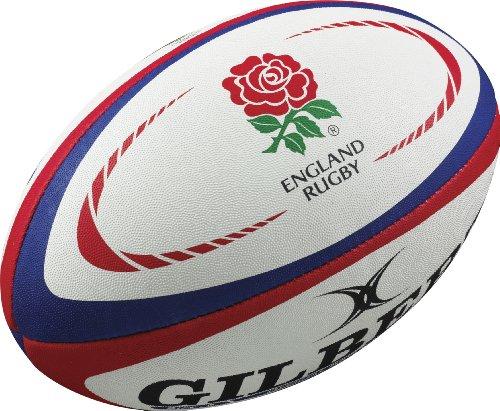 GILBERT Engeland International Replica Rugbybal, 5 - Engeland