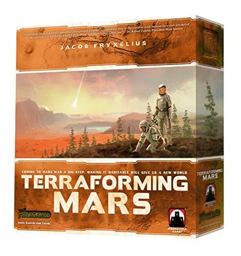Terraforming Mars - Bordspel - Het temmen van de rode planeet is begonnen! - Voor de hele familie - Taal: Engels