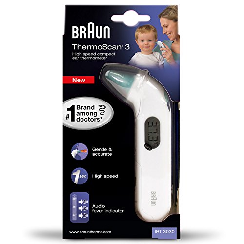 Braun Thermoscan IRT 3030WE
