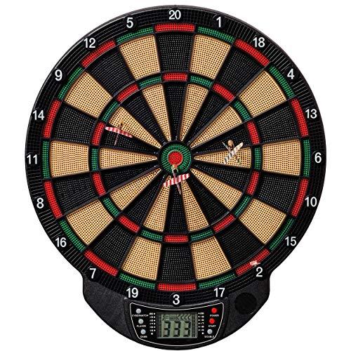 Best Sport Bristol Elektronisch dartbord voor volwassenen, meerkleurig