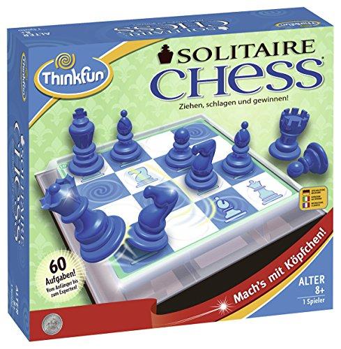 Solitaire Chess(TM): Ziehen, schlagen und gewinnen!