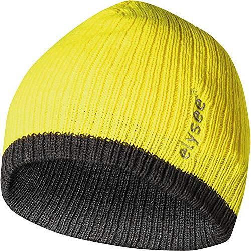 elysee Thinsulate muts - geel/zwart
