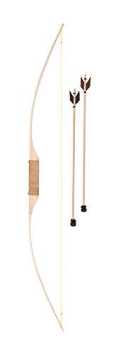 Fantashion W 119 - houten boog met twee pijlen