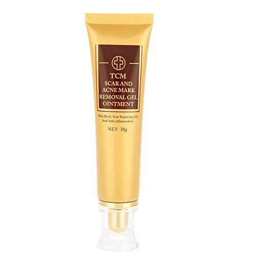 Litteken en acne gel crème zalf, littekens acne markering verwijdering gel huid reparatie gezicht acne vlekken behandeling crème