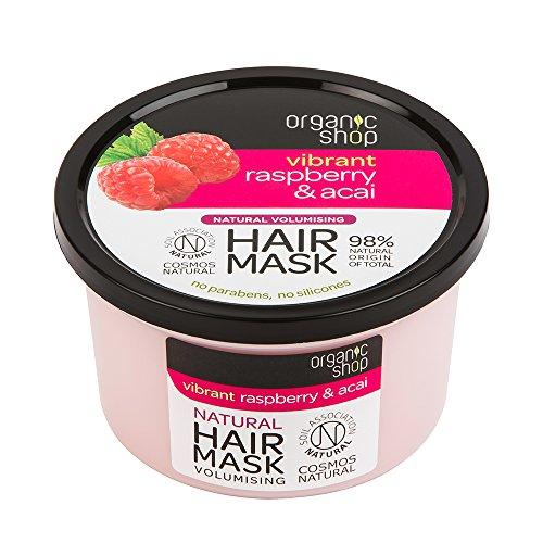 Organic Shop Argan & A mla haarmasker, 250 ml